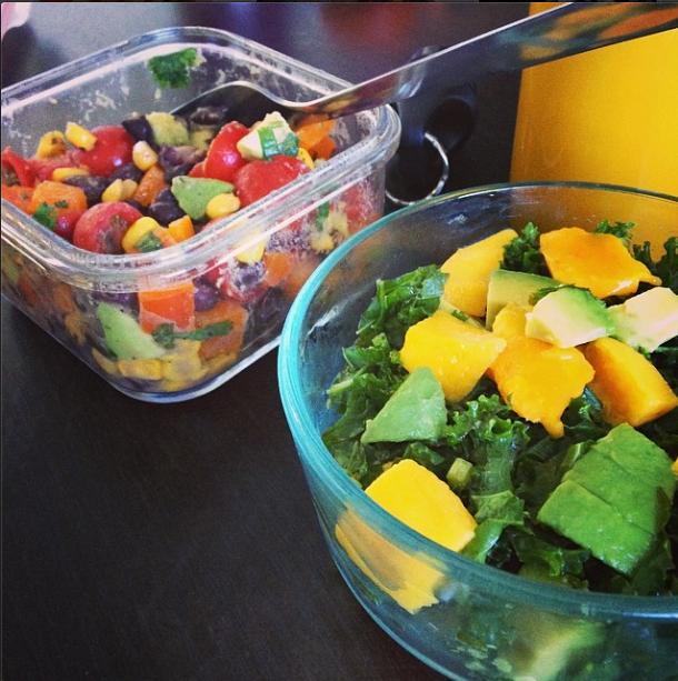 lunch veg week